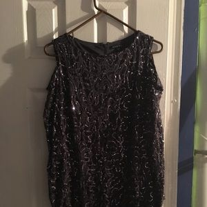 Short Long Sleeve Side Pleat Dress